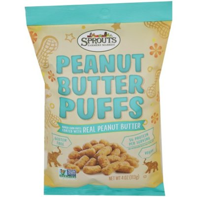 Sprouts Peanut Butter Puffs