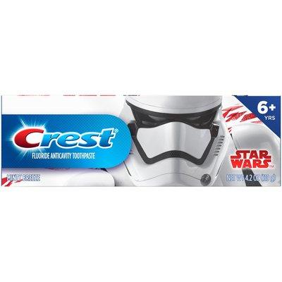 Crest Kid's Toothpaste featuring Disney's STAR WARS