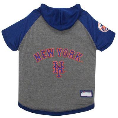 Extra Small New York Mets Hoodie Tee