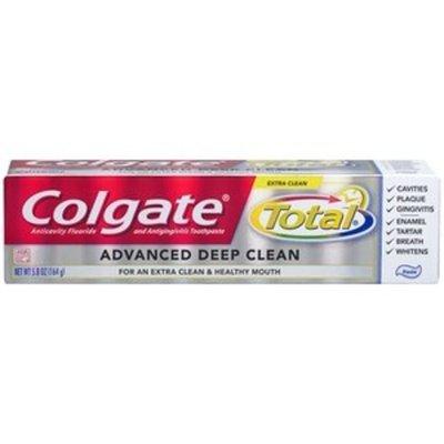 Colgate Toothpaste, Anticavity, Antigingivitis and Antisensivity, Deep Clean, Paste