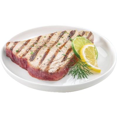 Wild Ahi Tuna Steaks Previously Frozen