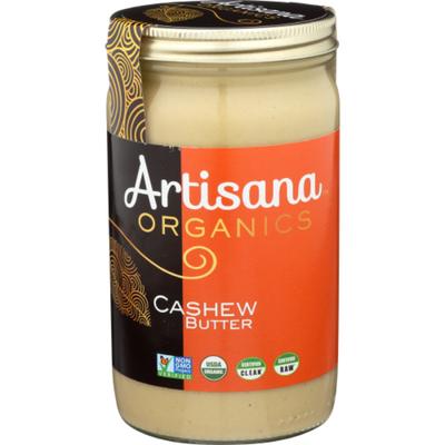 Artisana Nut Butter, Raw Cashew