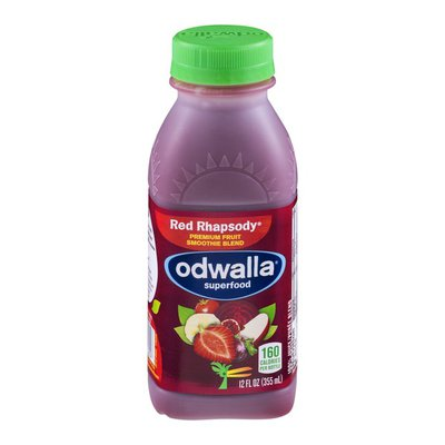 Odwalla Superfood Smoothie Red Rhapsody