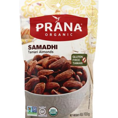 prAna Tamari Almonds, Organic, Samadhi