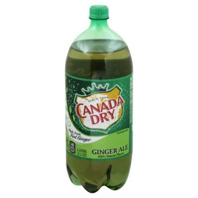Canada Dry Caffeine Free Ginger Ale