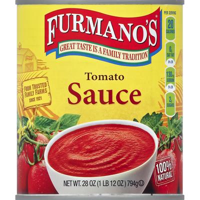 Furmano's Tomato Sauce