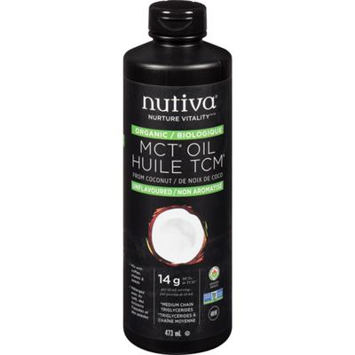 Nutiva Organic Liquid MCT Oil