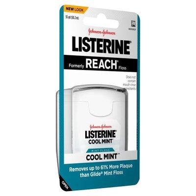Listerine Cool Mint Interdental Floss
