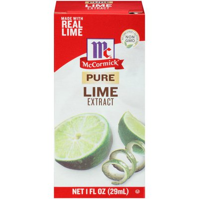 McCormick® Pure Lime Extract