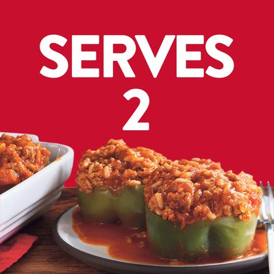 Stouffer's Stuffed Peppers Large Size Frozen Meal