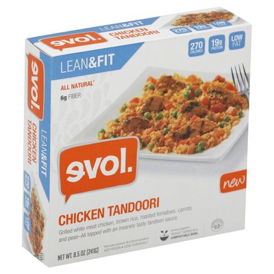 Evol Foods Chicken, Tandoori
