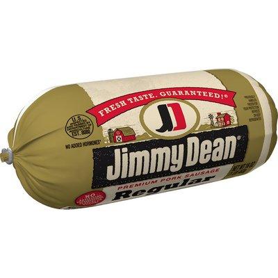Jimmy Dean Premium Pork Regular Breakfast Sausage Roll