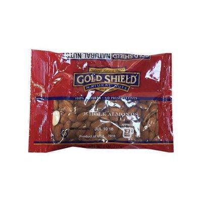 Gold Shield Whole Almonds