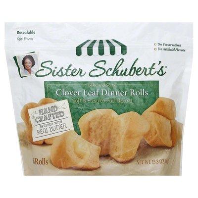 Sister Schubert's Clover Leaf Dinner Rolls