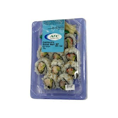 AFC Sushi California Salad Roll