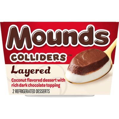 Colliders™ MOUNDS Refrigerated Dessert