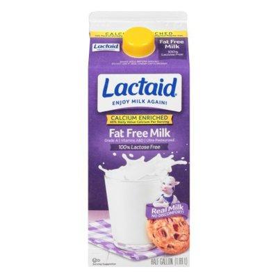 Lactaid Fat Free Milk Calcium Enriched (California)