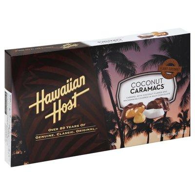 Hawaiian Host Caramacs, Coconut