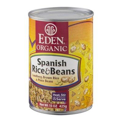 Eden Foods Rice & Beans, Spanish