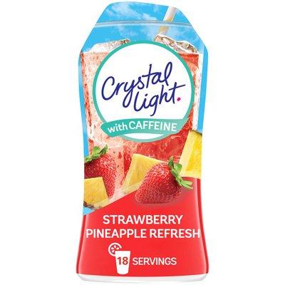 Crystal Light Strawberry Pineapple Refresh Liquid Drink Mix