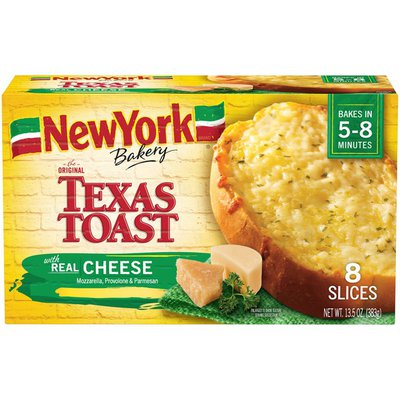 New York Style The Original Texas Toast with Real Cheese
