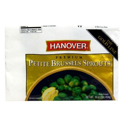 Hanover Petite Brussels Sprouts