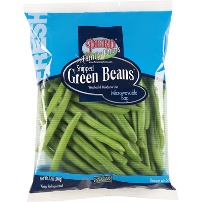 Pero Family Farms Fresh Snipped Green Beans