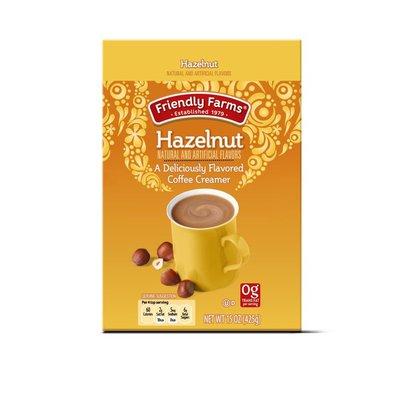 Friendly Farms Hazelnut Dry Coffee Creamer