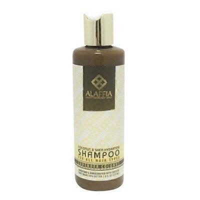 Alaffia Coconut & Shea Daily Hydrating Shampoo, Lavender Coconut