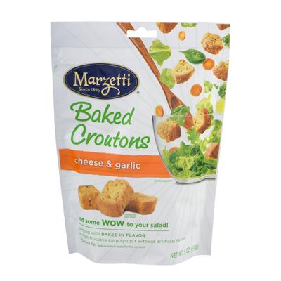 Croutons, Cheese & Garlic
