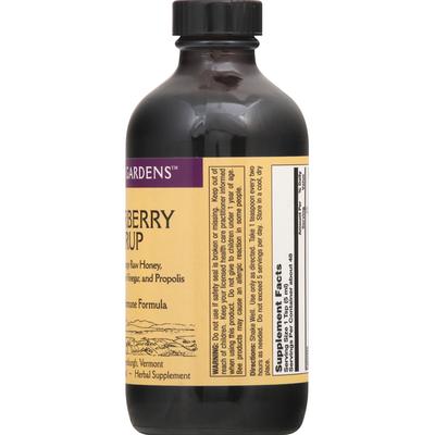 Honey Gardens Elderberry Syrup