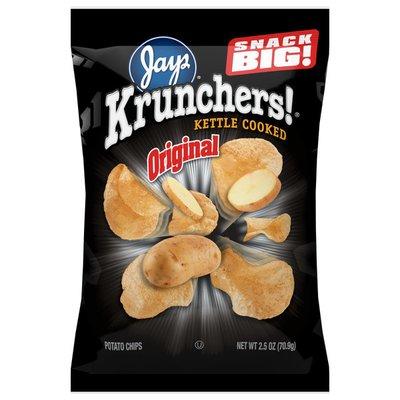 Krunchers® Original Kettle Potato Chips