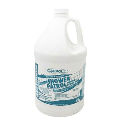 Carroll Concentrated Shower Patrol Disinfectant Cleaner