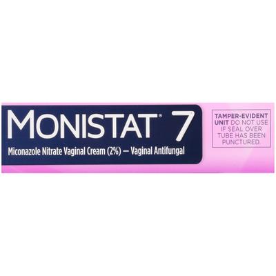 MONISTAT 7 Vaginal Antifungal Cream