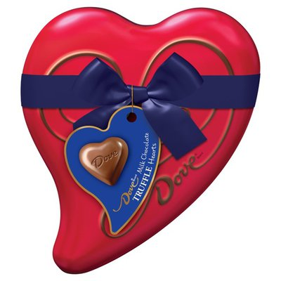 Dove Chocolate, Assorted, Hearts, Be My Valentine