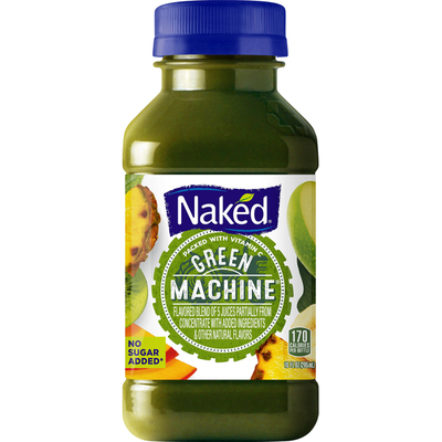 Naked Green Machine Juice Smoothie