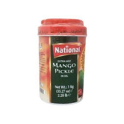 National Extra Hot Mango