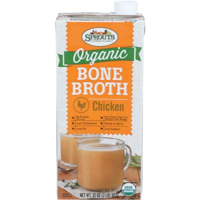 Sprouts Organic Chicken Bone Broth