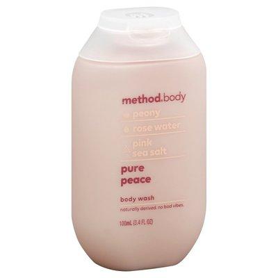 Method Body Wash, Pure Peace