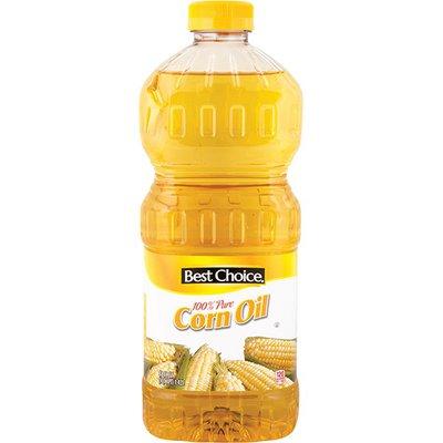 Best Choice 100% Pure Corn Oil