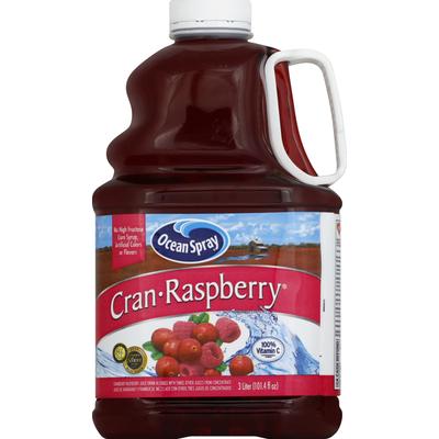 Ocean Spray Juice Drink, Cran-Raspberry