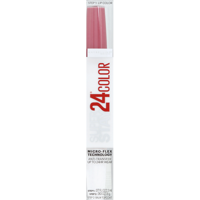 Maybelline Super Stay 24 Lip Color 070 On And On Orchid