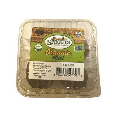 Sprouts Organic Kiwi
