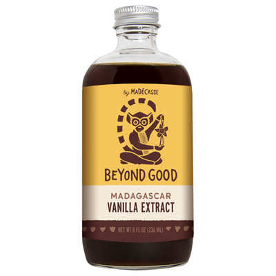 Beyond Good Pure Madagascar Vanilla Extract