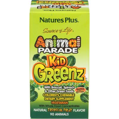 Nature's Plus Children's Chewable Dietary Supplement, Tropical Fruit
