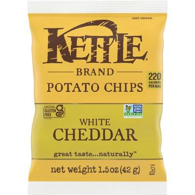 Kettle Brand® New York Cheddar Potato Chips