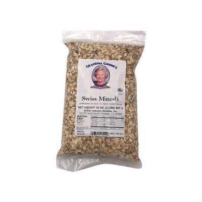 Grandma Goodie's Swiss Muesli Cereal
