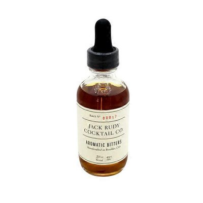 Jack Rudy Cocktail Co. Aromatic Bitters