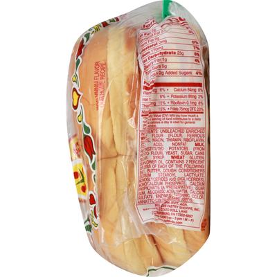 Martins Potato Sandwich Rolls