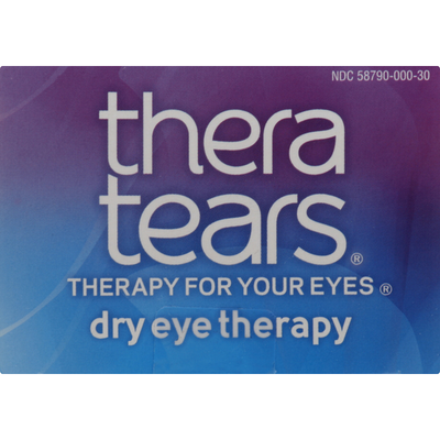 TheraTears Eye Drops, Lubricant